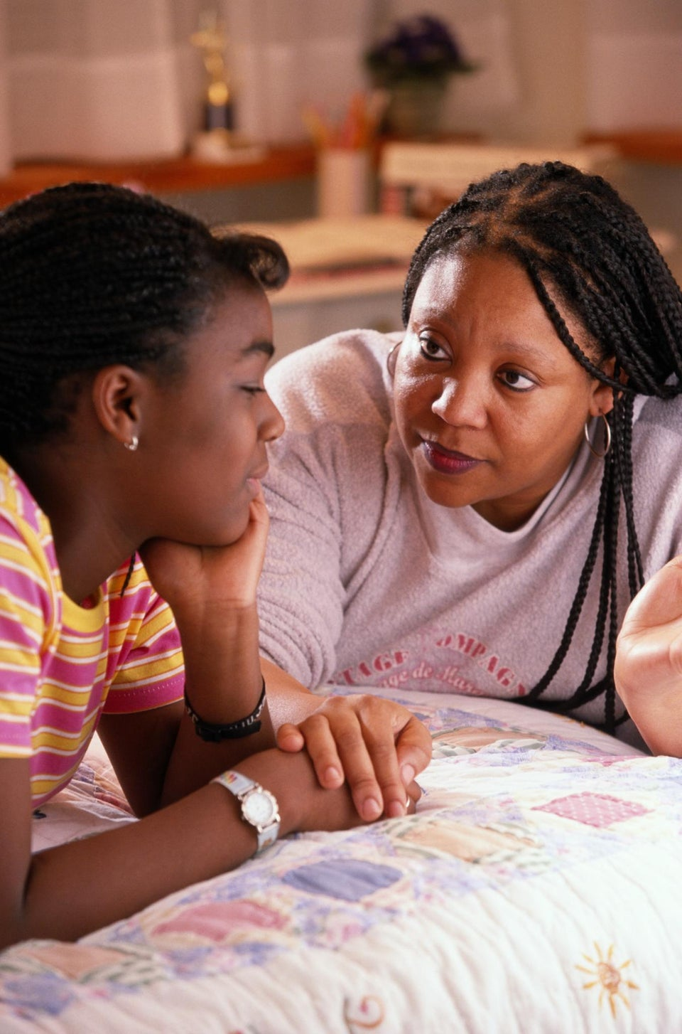 ESSENCE Poll: How Do You Educate Your Children About HIV/AIDS?