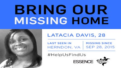 Bring Her Home for the Holidays: Latacia Davis
