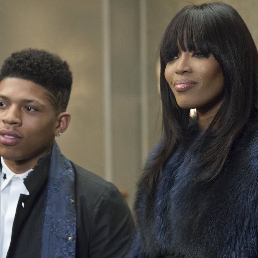 Naomi Campbell Is Returning to 'Empire'