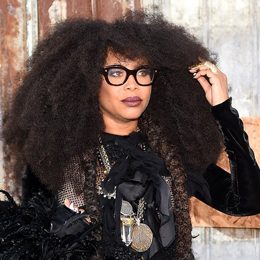 Erykah Badu Sends Controversial Tweets About Young Girls Wearing Short Skirts