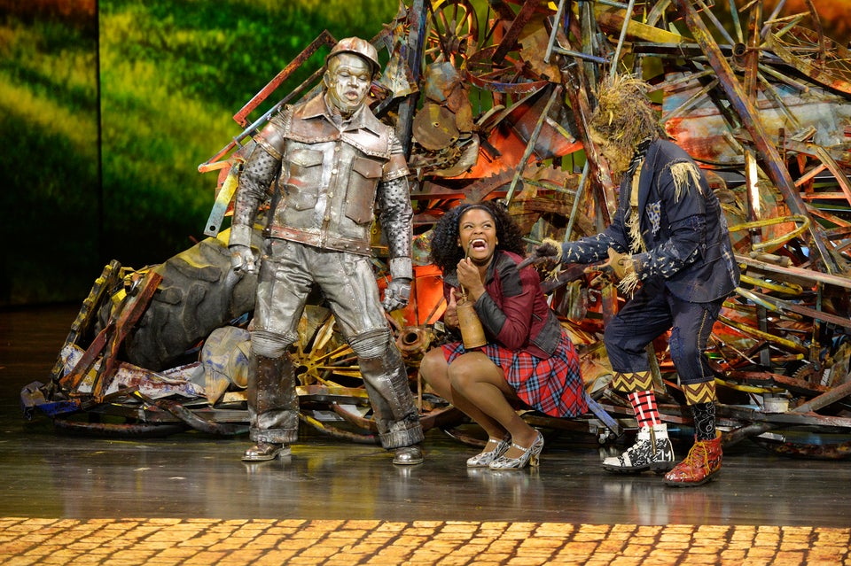 'The Wiz Live' Eases on Past 'Peter Pan Live' in NBC Ratings