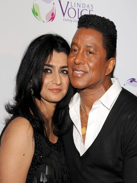 Jermaine Jackson's Wife Arrested for Domestic Assault