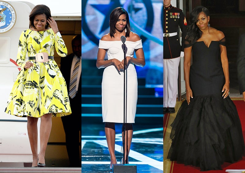 First Lady Michelle Obamas Style Reigned Supreme In 2015 Essence