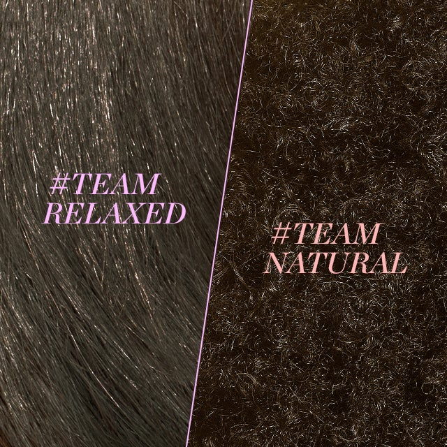 You Said It: Are You #TeamNatural or #TeamRelaxed?