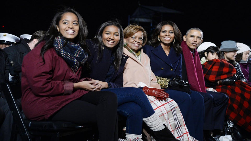 The First Family's Holiday Spotify Playlist is Everything!