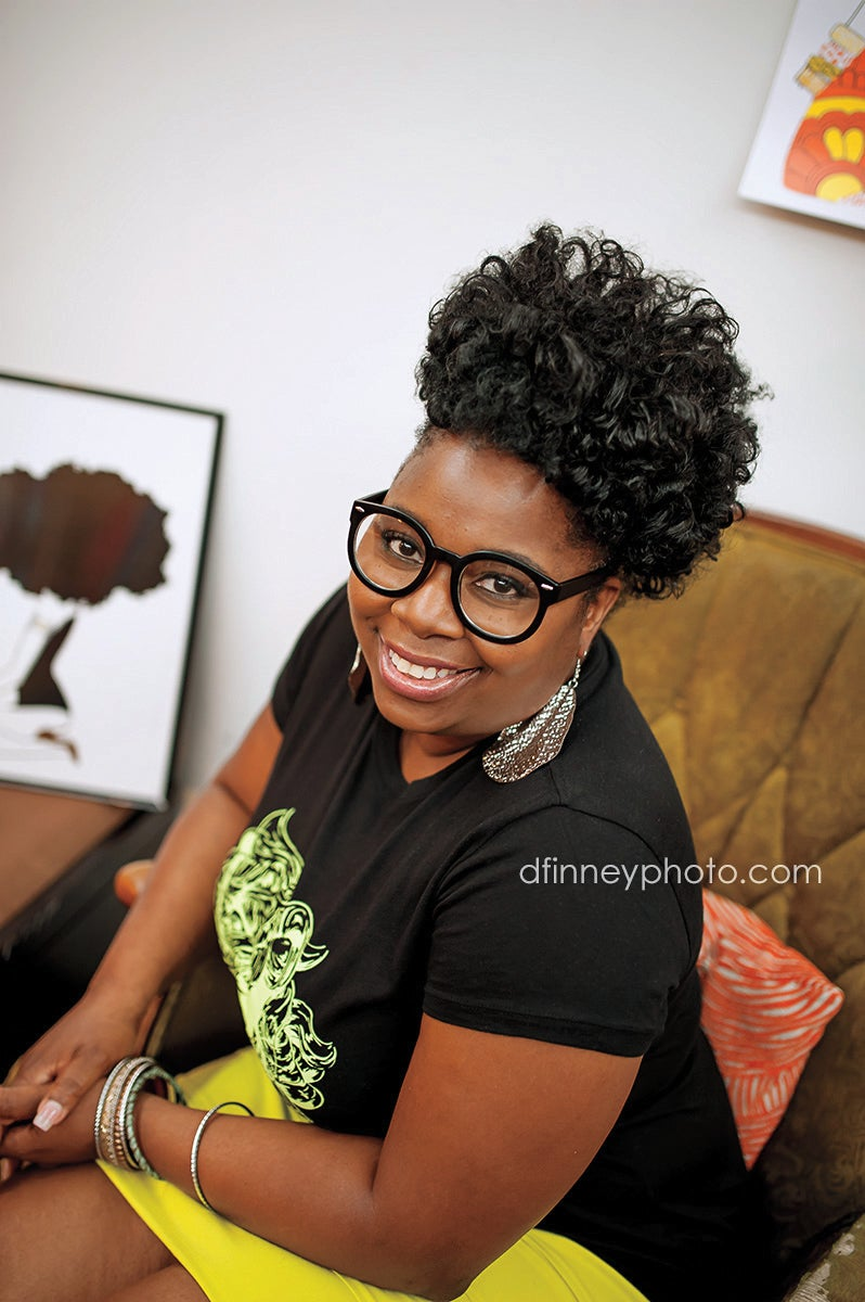 ESSENCE Network: Illustrator Dana Bly Shares How to Become Your Own Boss