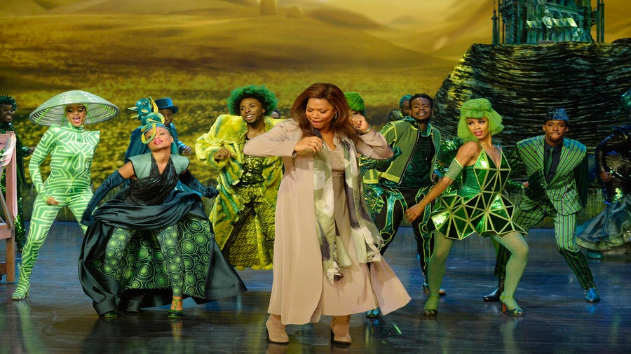 'The Wiz Live' and Black Twitter Gave Us Life Last Night