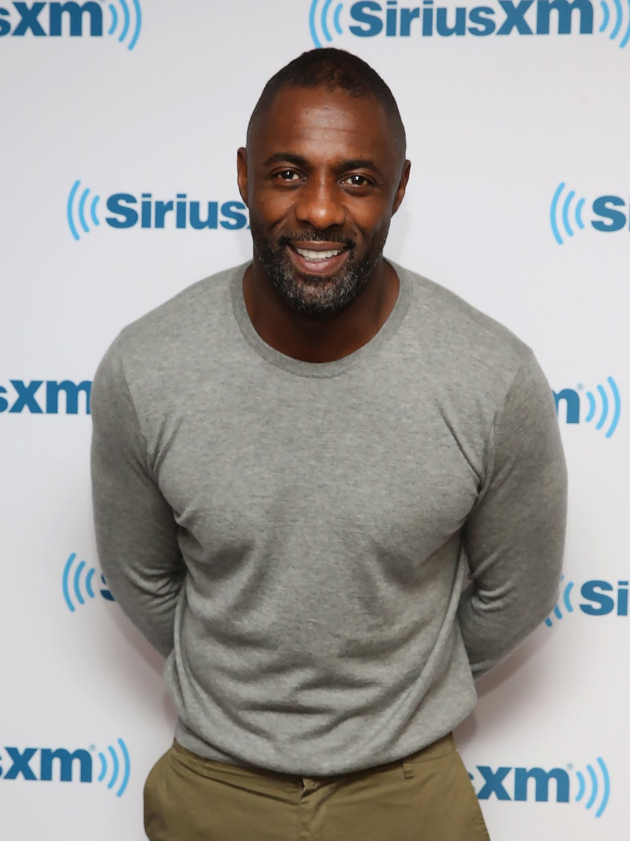 Idris Elba Being Eyed for Two Big Films