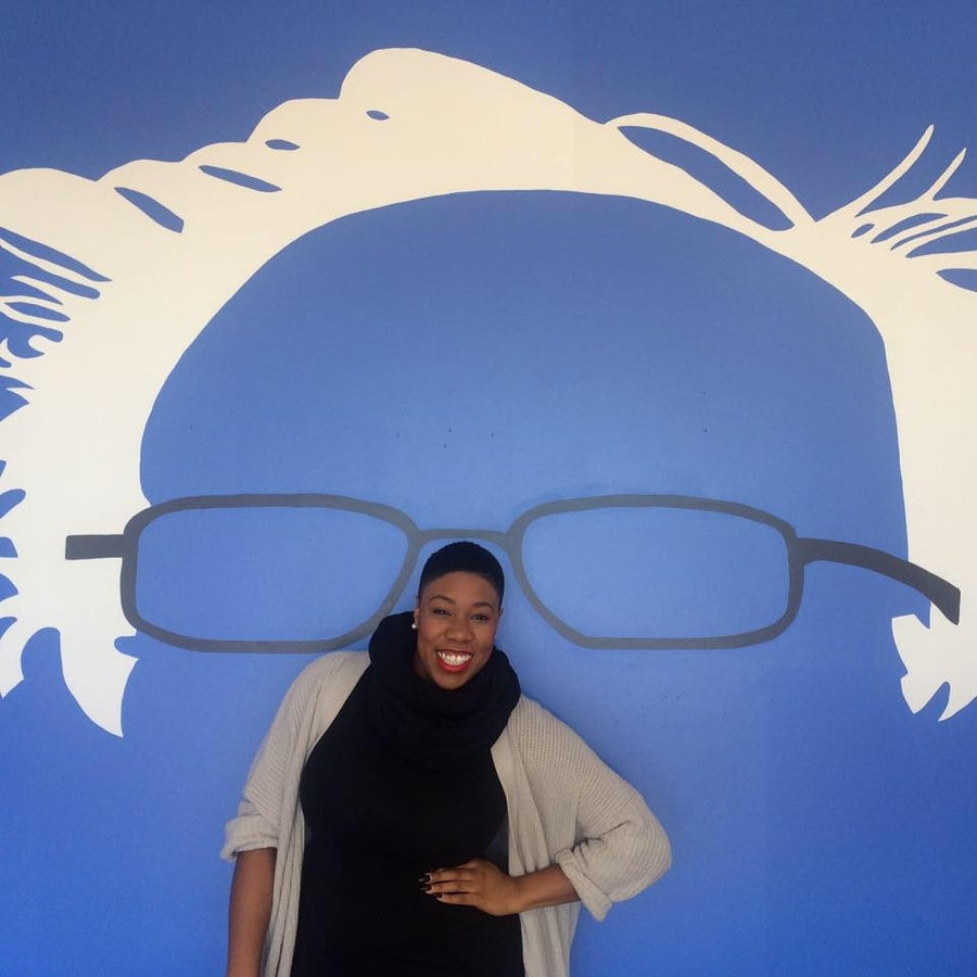 Former Bernie Sanders Press Secretary Symone Sanders Shares Her Experiences With Racism On The Campaign Trail