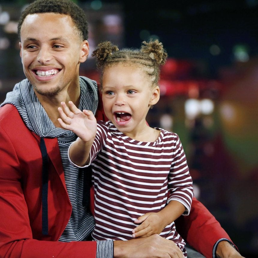 Riley Curry Singing 'Happy Birthday' to Her Dad Is the Most Adorable Thing Ever