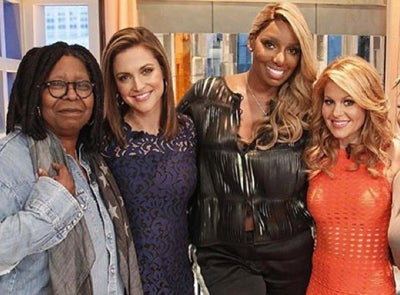 Nene Leakes Accuses Raven-Symone and 'The View' Co-Hosts of Being Shady
