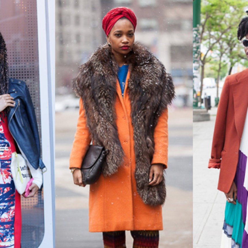 Dear 2015: 50 Times the Streets Outshined the Runways