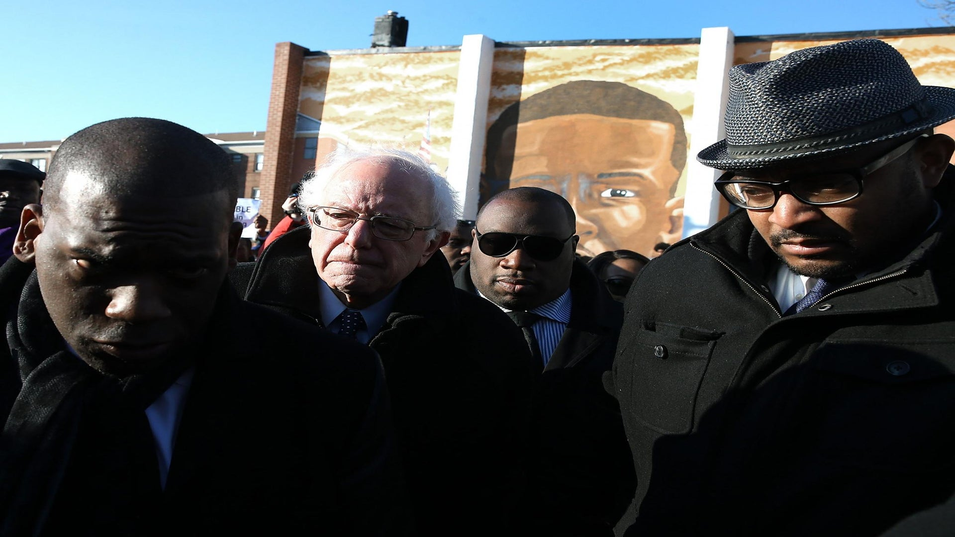 Bernie Sanders On Sandra Bland: 'She Would Be Alive Today If She Were a White Woman'