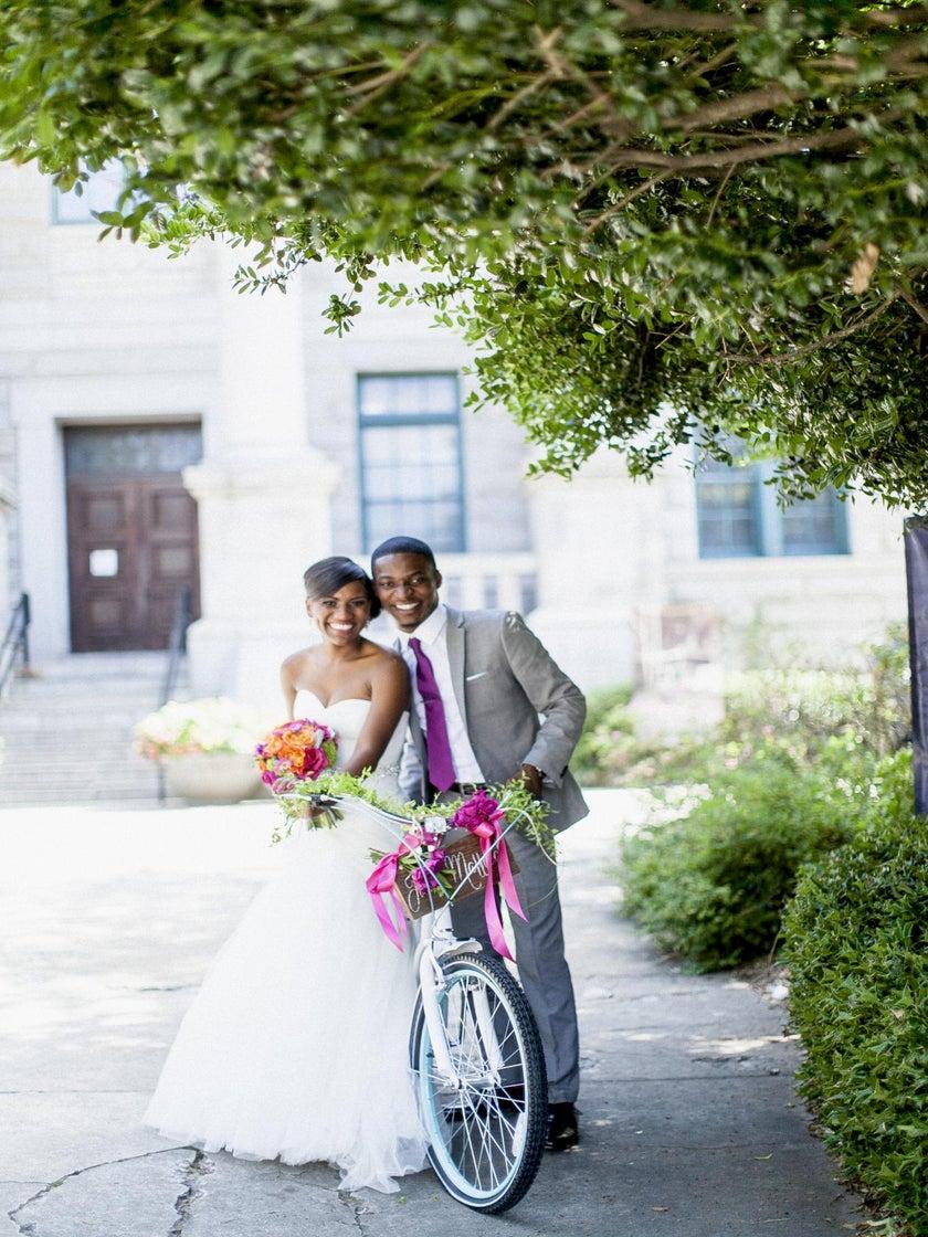 Bridal Bliss: Ashley and Michael's Atlanta Wedding