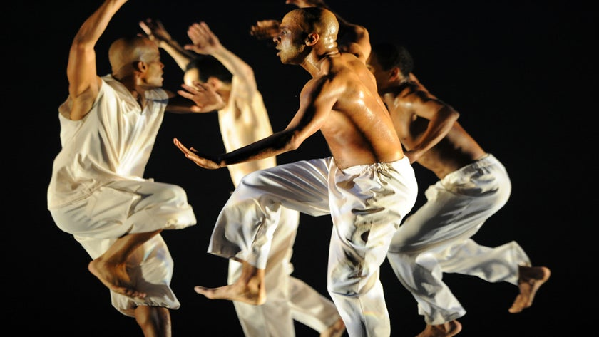 Alvin Ailey to Produce First Multi-Year Show 'Untitled America'