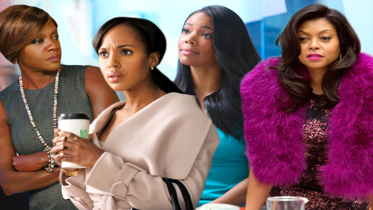 Has 2015 Been a Banner Year for Black Actresses on TV? Depends on Who You Ask