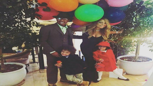 Nick Cannon Says Co-Parenting Twins with Mariah Carey Is 'All About Unconditional Love'