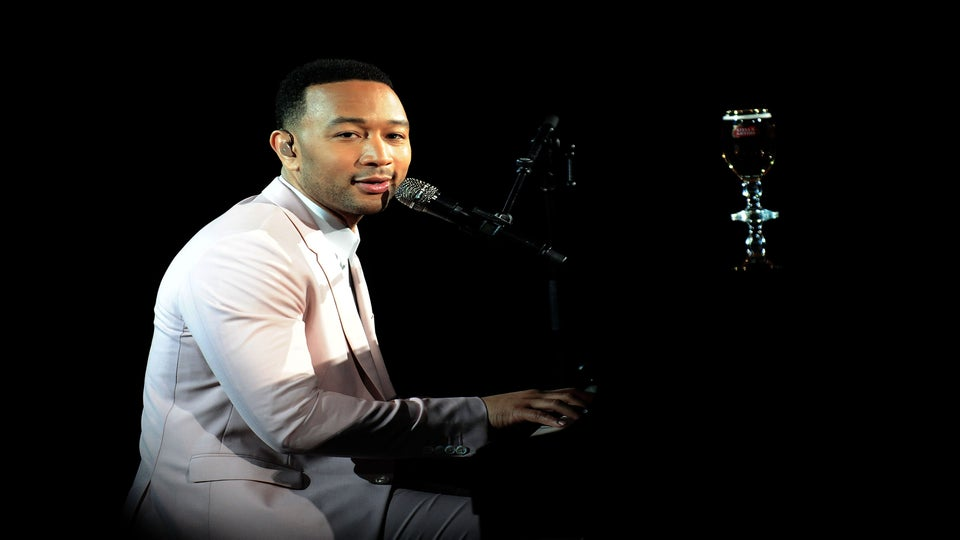John Legend's 'Darkness And Light' Presents Love Through A Political, Moodier Lens