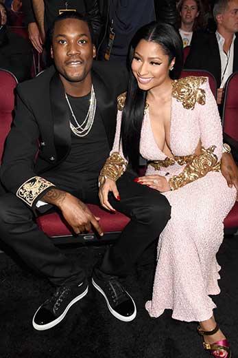 Nicki Minaj And Meek Mill Dispel Break Up Rumors