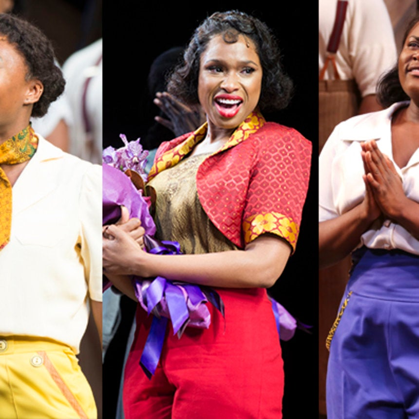 'The Color Purple' and 'Eclipsed' Earn Outer Critics Circle Award Nominations