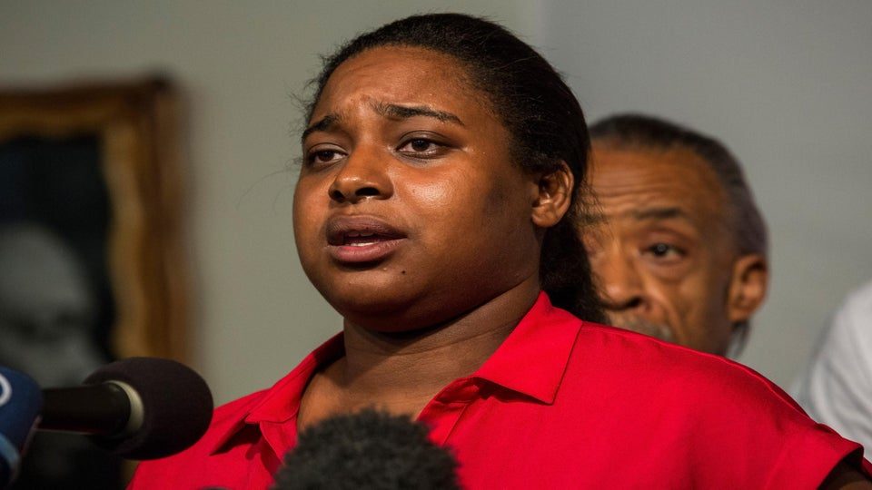 Eric Garner's Daughter Considering Running for Congress