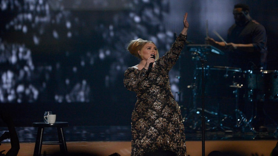 5 Things That Come To Mind When Watching Adele Kill It Live