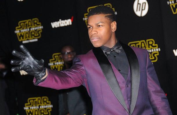 John Boyega Claps Back at 'Star Wars' Racists: 'I'm a Confident, Nigerian, Black, Chocolate Man'