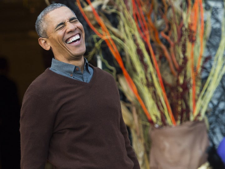 Activist Starts #ObamaAndKids Hashtag and Twitter Responds in the Most Adorable Way