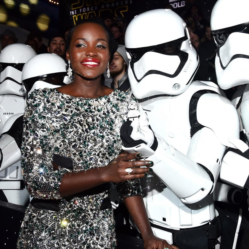Check Out the Star-Studded Premiere of 'Star Wars: The Force Awakens'