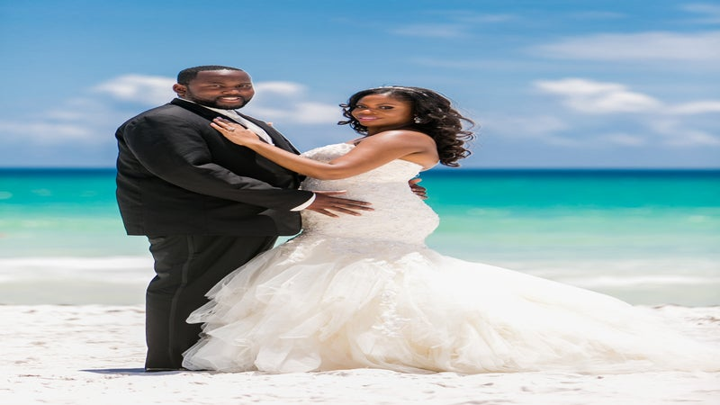 Bridal Bliss: You're Invited To Brittany and Walter's Fierce, Fun Wedding