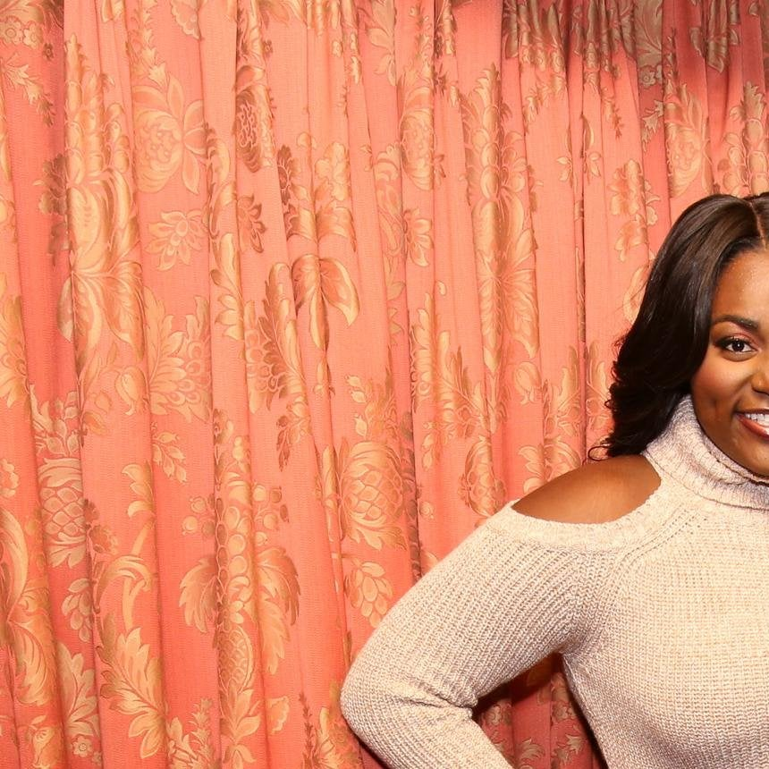 Danielle Brooks Talks The Importance of Curvy Girl Confidence, Labels and Whose Style She'd Steal