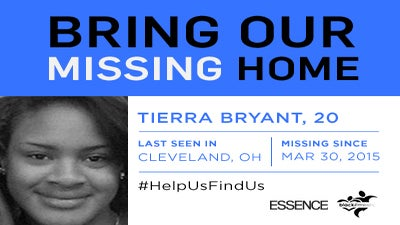 Bring Her Home for the Holidays: Tierra Bryant