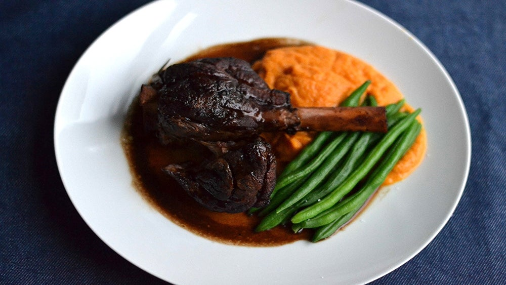 Essence Eats: Holiday 2015 Meal Remix with Braised Lamb Shank