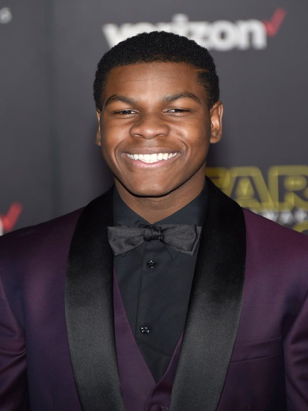 BAFTA Nominates 'Star Wars' Actor John Boyega for Rising Star Award