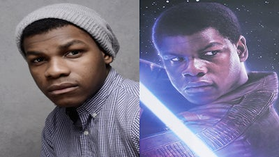 5 Things to Know About 'Star Wars' Star John Boyega