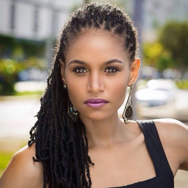 Sanneta Myrie is First Miss World Contestant to Wear Dreadlocks, Finishes in Top 5