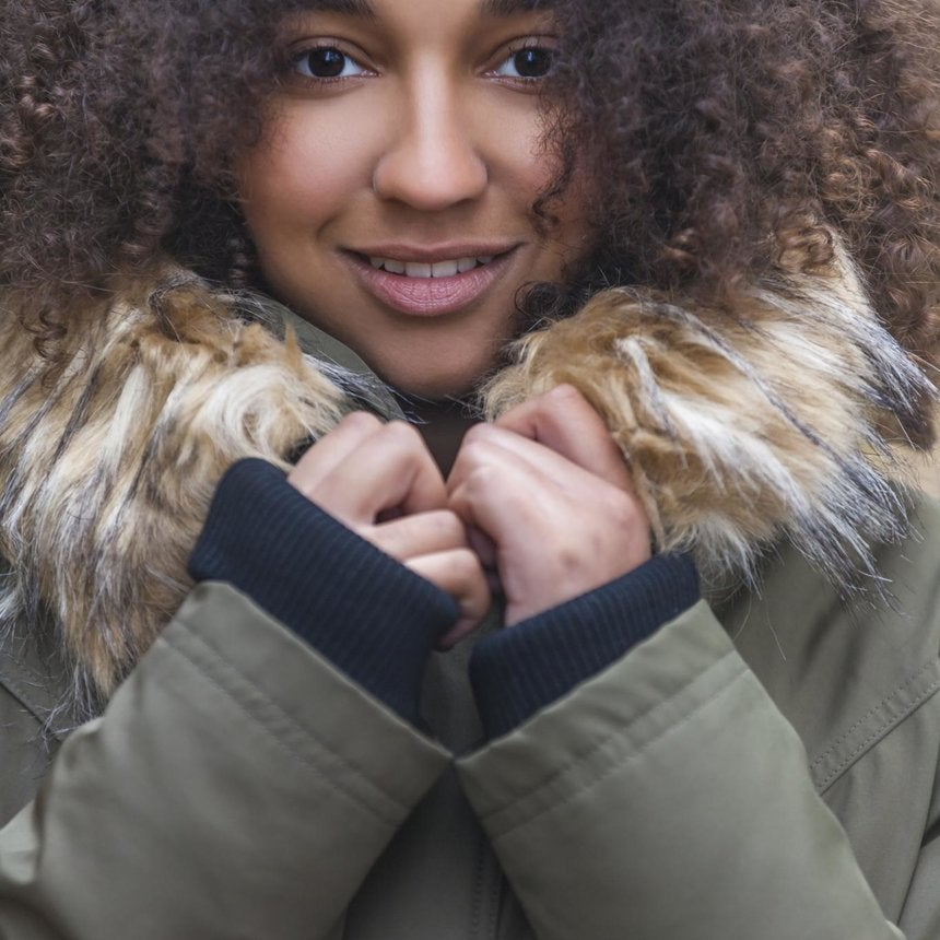 Winter is Here! Protect Your Transitioning Hair From The Changing Seasons