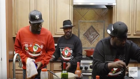 Must See: Anthony Hamilton and the Hamiltones Give Gospel Spin to 2 Chainz's 'Watch Out'