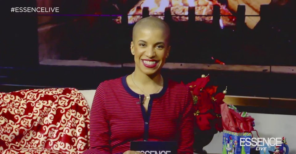 Watch A Special Christmas Episode of 'ESSENCE Live' Now!