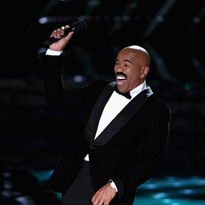 Showtime At The Apollo Is Back With Steve Harvey