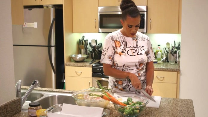 Chef Jourdan Cha'Taun's Recipe For Instant Healthier Eating In 2016 (No Excuses)