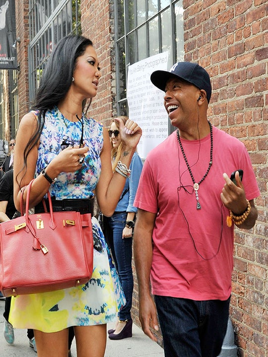 Russell Simmons Expresses Appreciation for 'Best Friend' Kimora Lee Simmons: 'You Put This Thing Together'