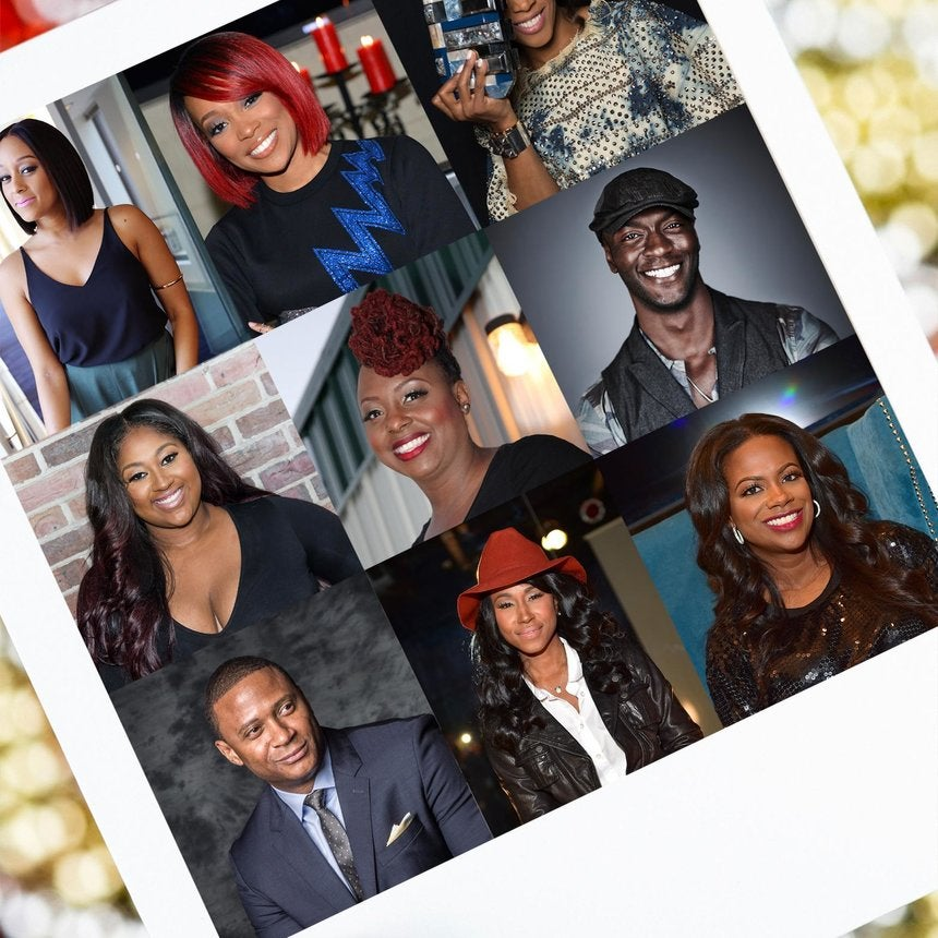 Happy 2016! Celebs Share Their New Year's Resolutions