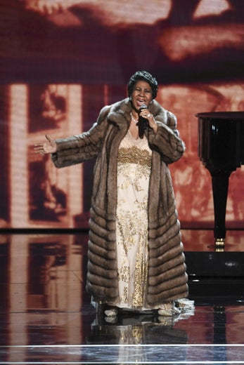 Watch Aretha Franklin Bring the House Down During Kennedy Center Honors