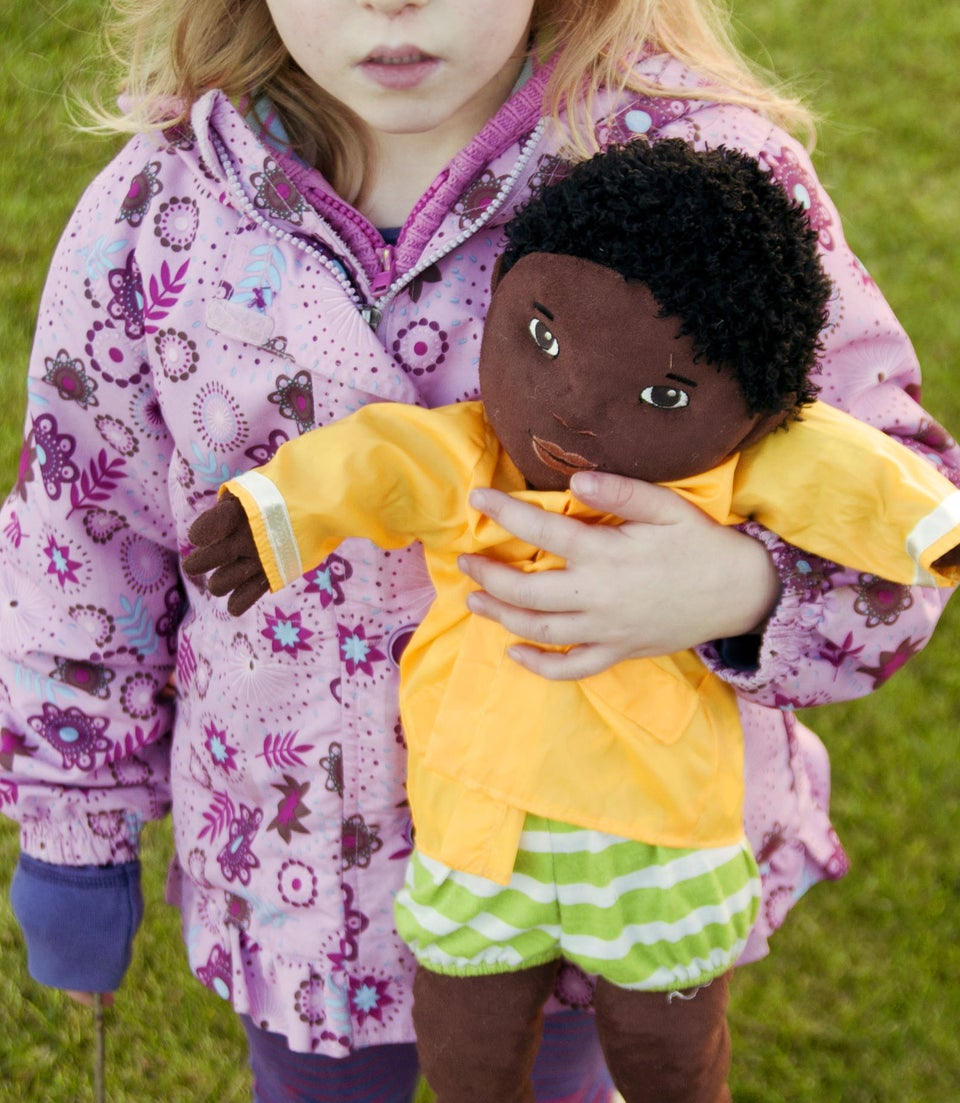 Receiving Black Dolls For Christmas Brought Two Young Girls To Tears