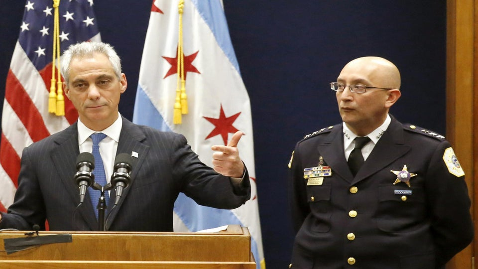 Rahm Emanuel Announces Training Reform Programs for Chicago Police Officers