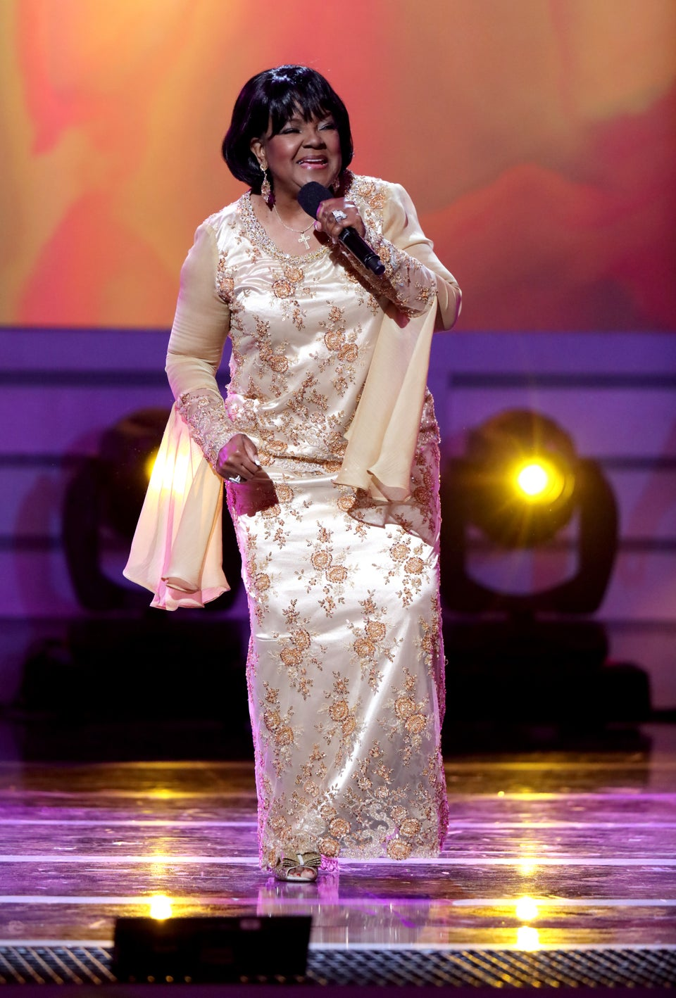 Shirley Caesar Needs Y'all To Chill With The Gyrating