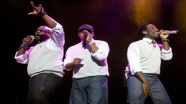 Boyz II Men Joining the Cast of 'Grease Live'