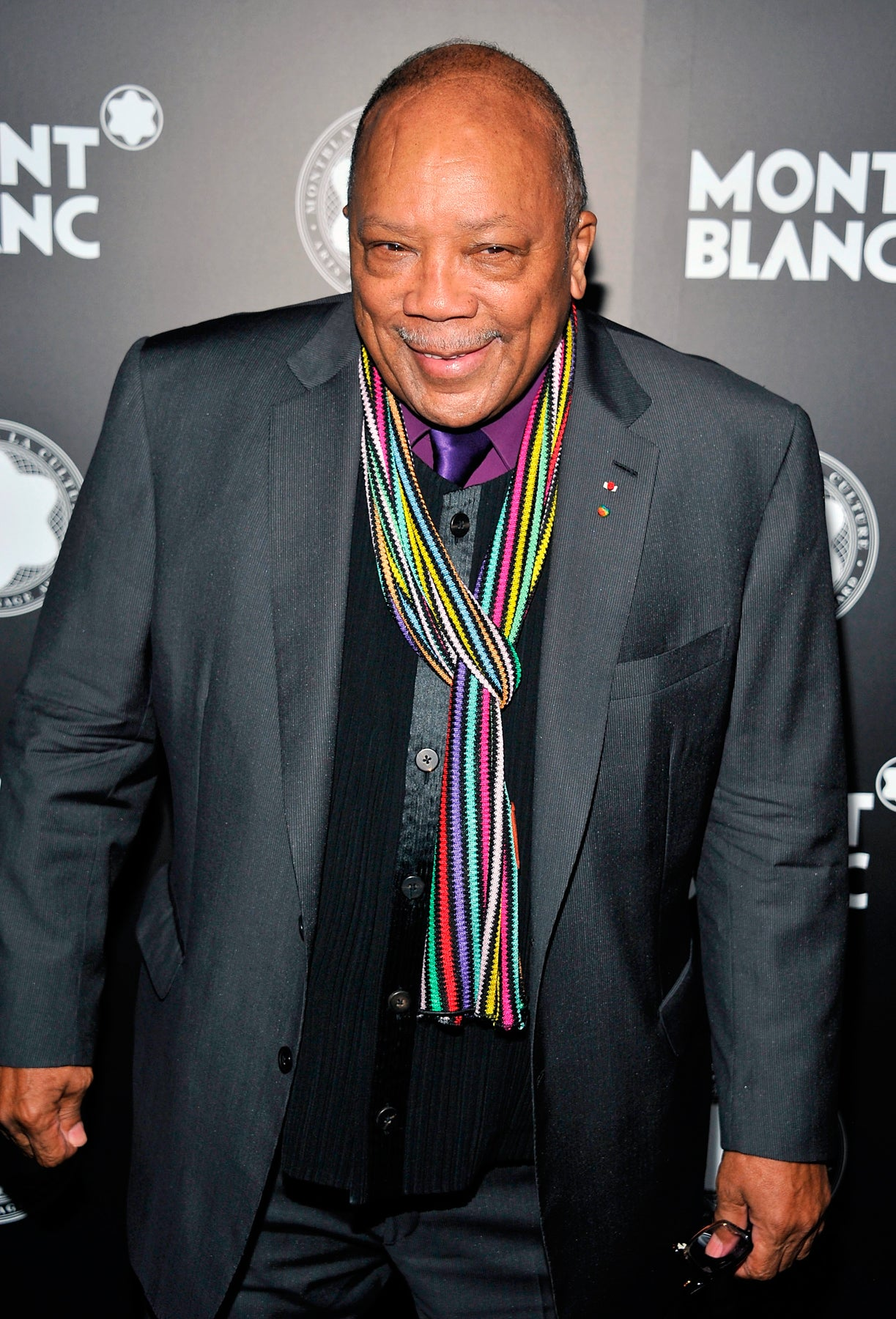 Quincy Jones Says He Won't Present At the Oscars If He Can't Address Lack of Diversity