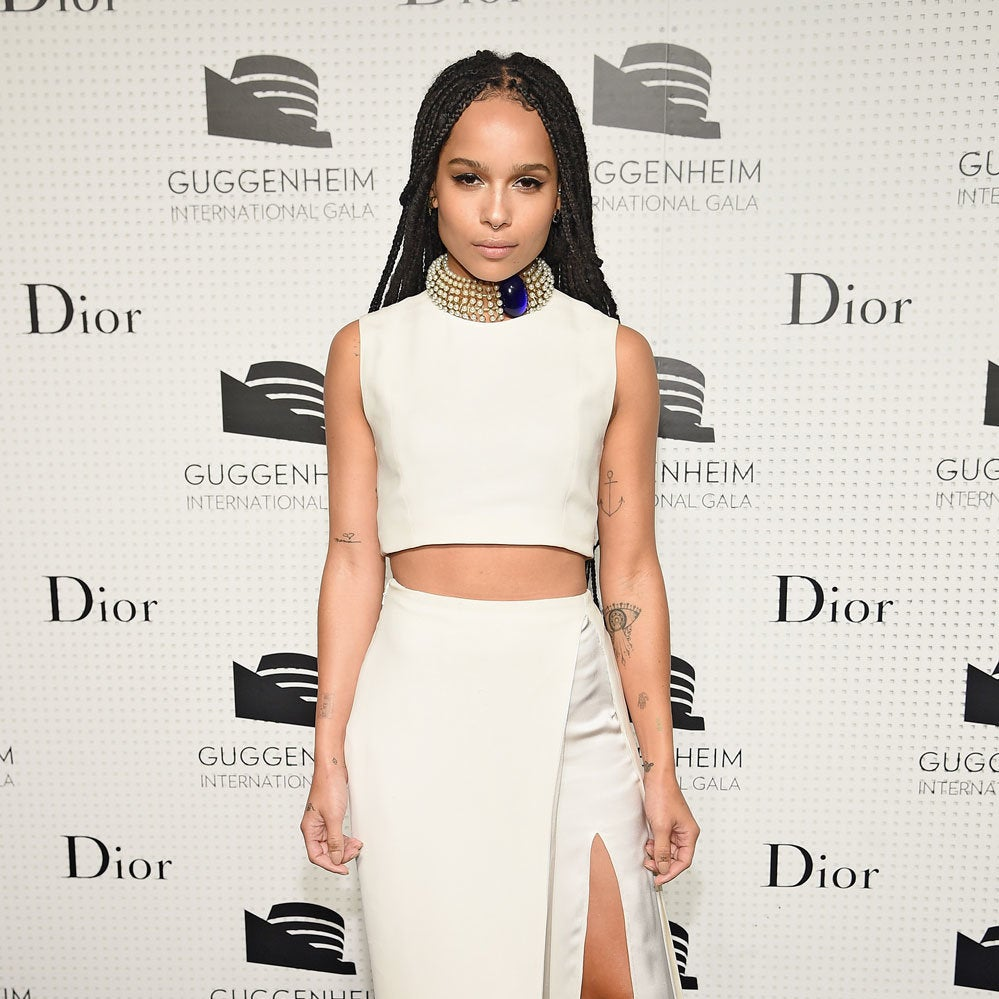 Why Aren't Women Landing Leading Movie Roles? Zoe Kravitz Has the Answer